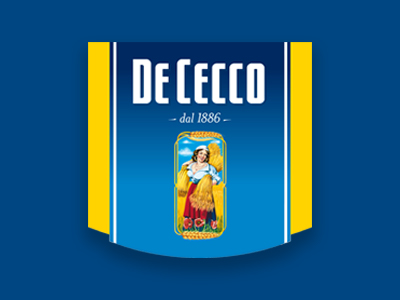 DE CECCO®  De Cecco is one of the oldest pasta-producing companies in Italy. With selected wheat, fresh semolina from the Molino, bronze plate drawing, low temperature drying and constant quality control Ce Cecco brings the most authentic and genuine experience of Italian premium quality pasta to dining tables all over the world.