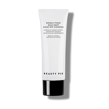 Double-Phase Daily Deep Rinse-Off Cleanser
