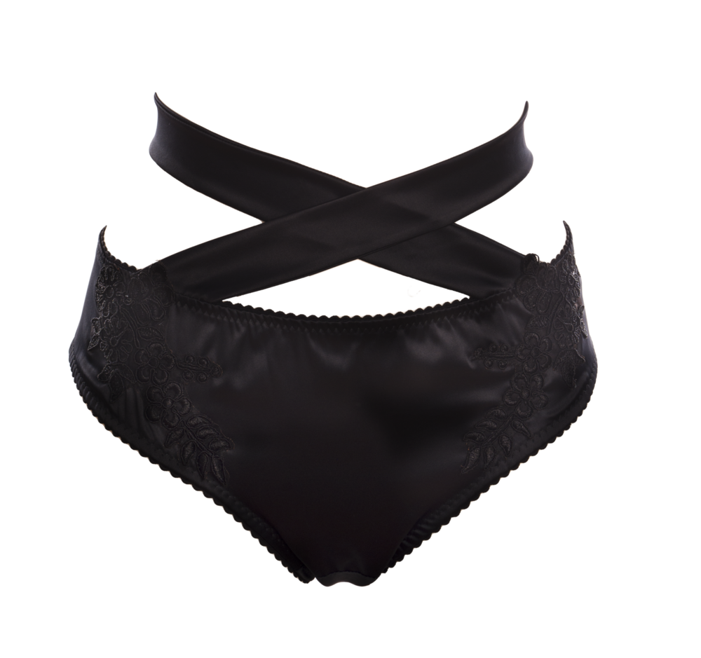 Black Widow Wrap Brief