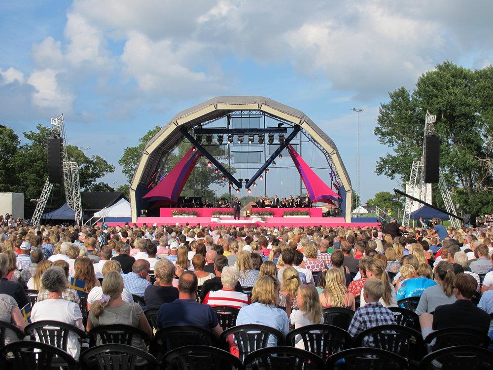Victoriadagen på Öland, ett av många härliga sommarminnen.