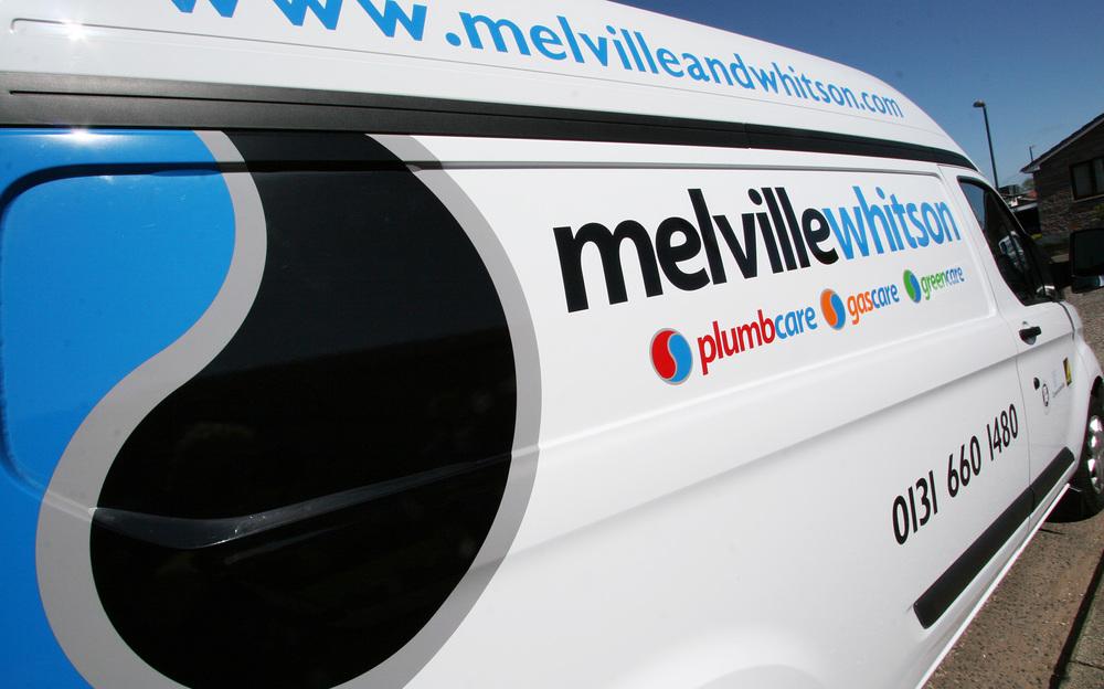 Melville Whitson van
