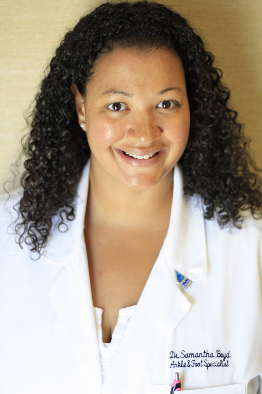 Samantha Boyd, DPM