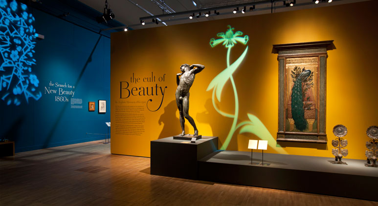 V&A 'Cult of Beauty'