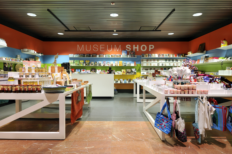 National Museum of Ethnology Museum shop