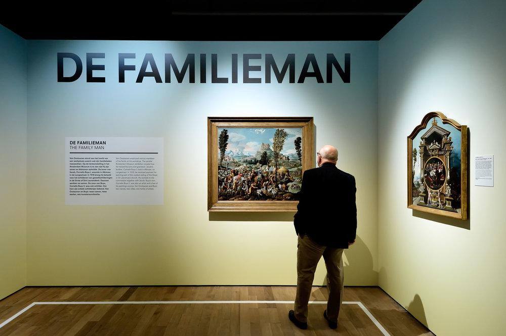 Stedelijk Museum Alkmaar 'Van Oostsanen'