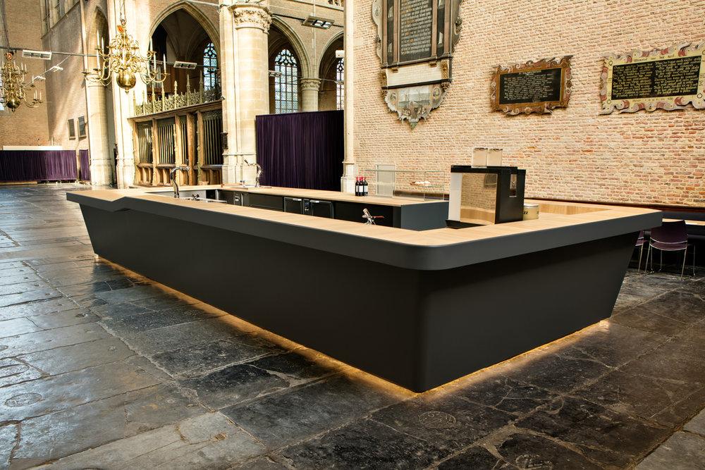 Final phase master plan for plan Grote Sint Laurens Kerk