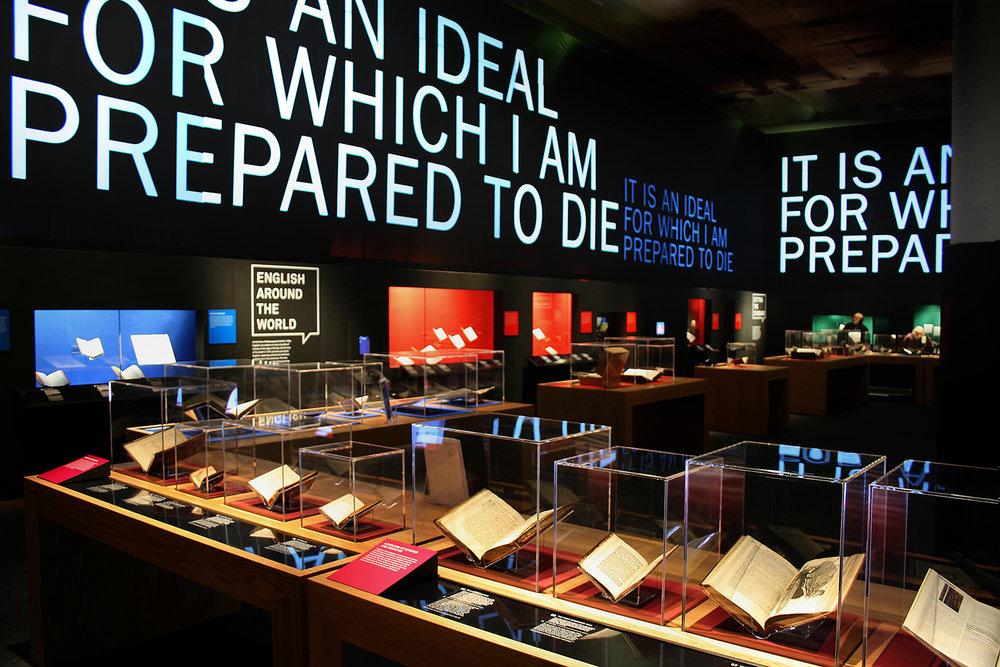 British Library 'Evolving English'