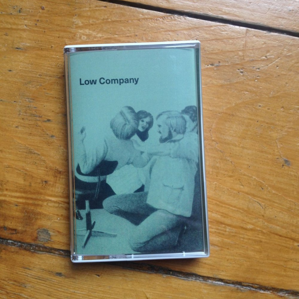Various Artists Low Company Blackest Ever Black, 2015