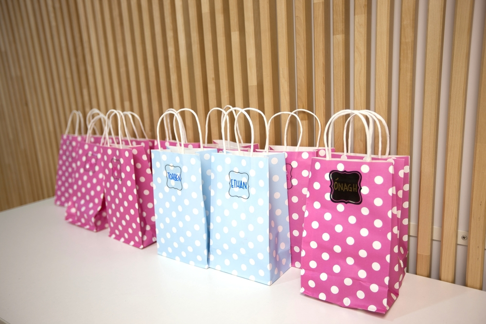 Customized Goodie Bags