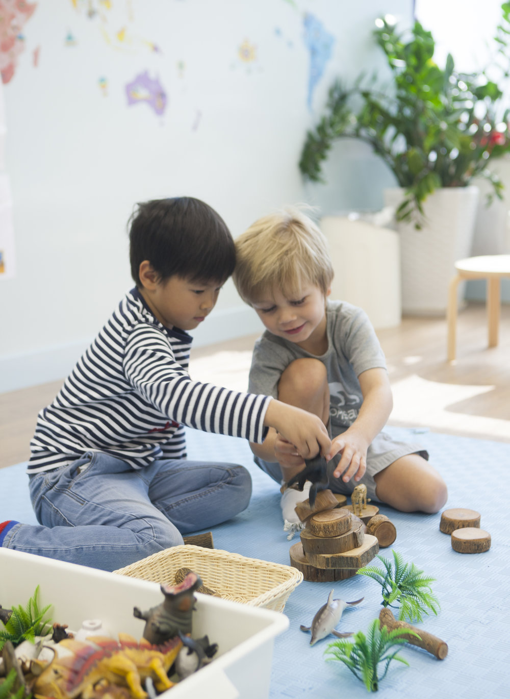 Copy of Preschool Foundation - Creative Play