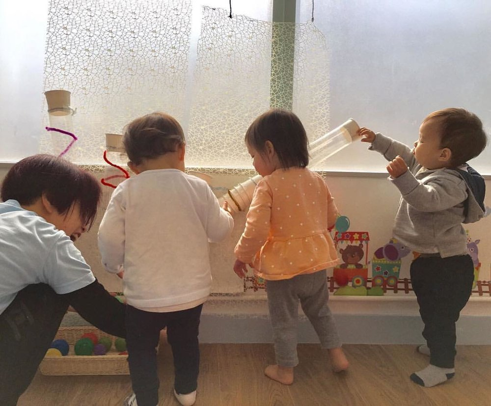 Copy of Playgroup - Cooperative Play