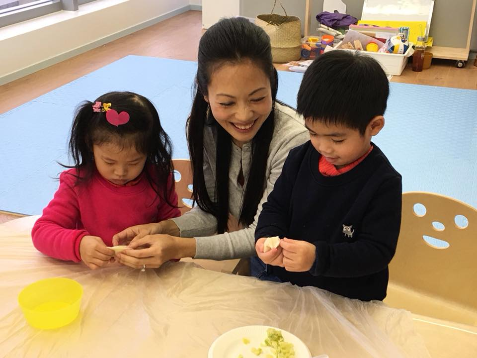 Parents Events: Dumpling Making