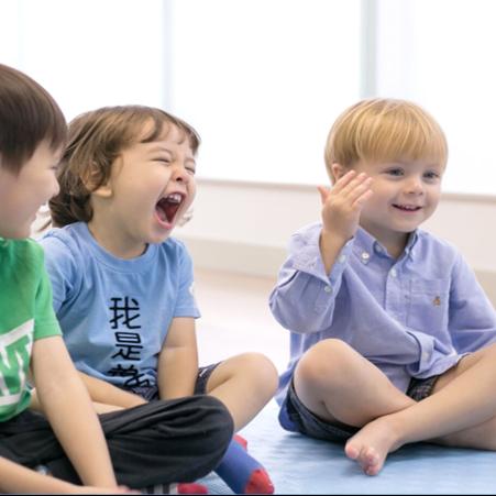 十月 | 香港桐華教育快樂表達營  玩具總動員/怪獸校園/點讚朋友圈/遇見/找朋友/擊鼓傳花