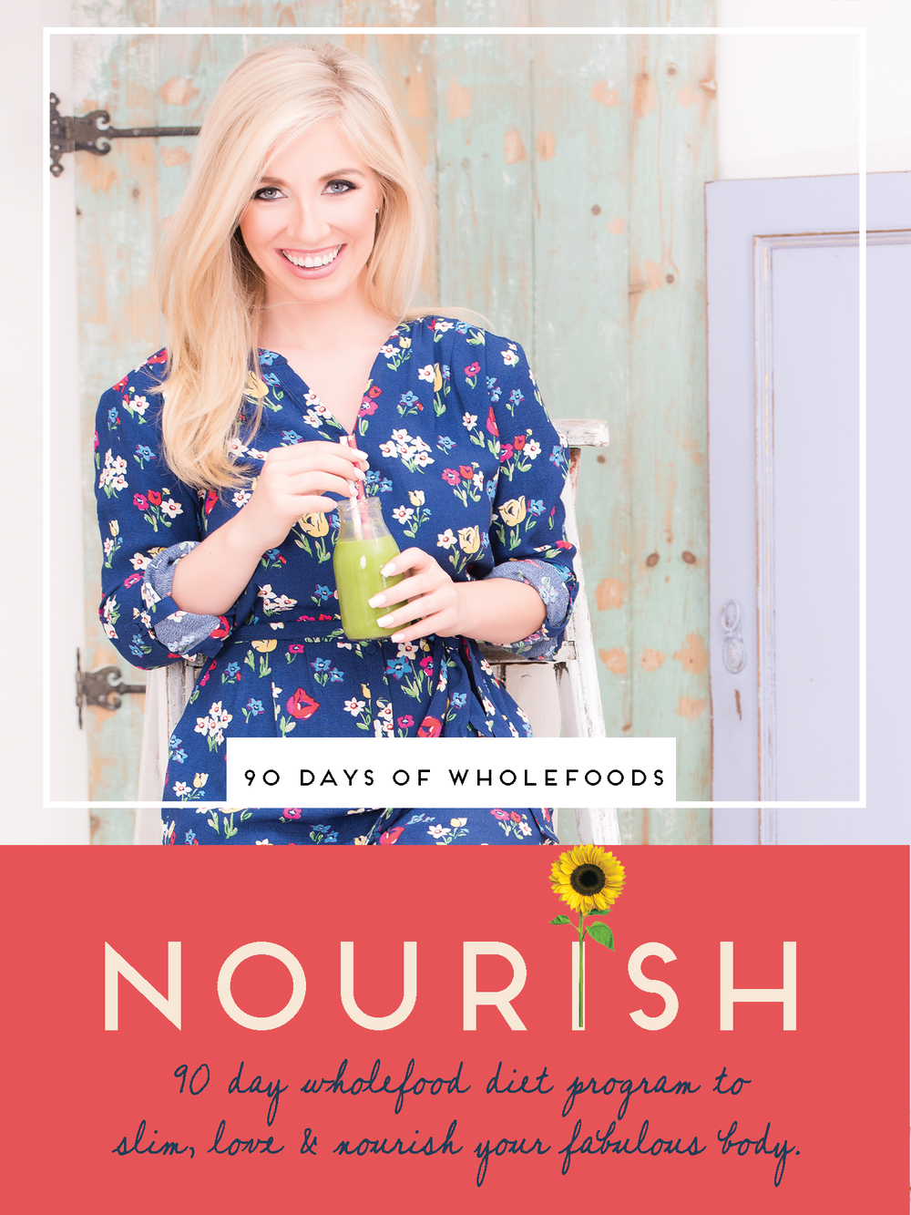 Nourish Wholefood Diet Program