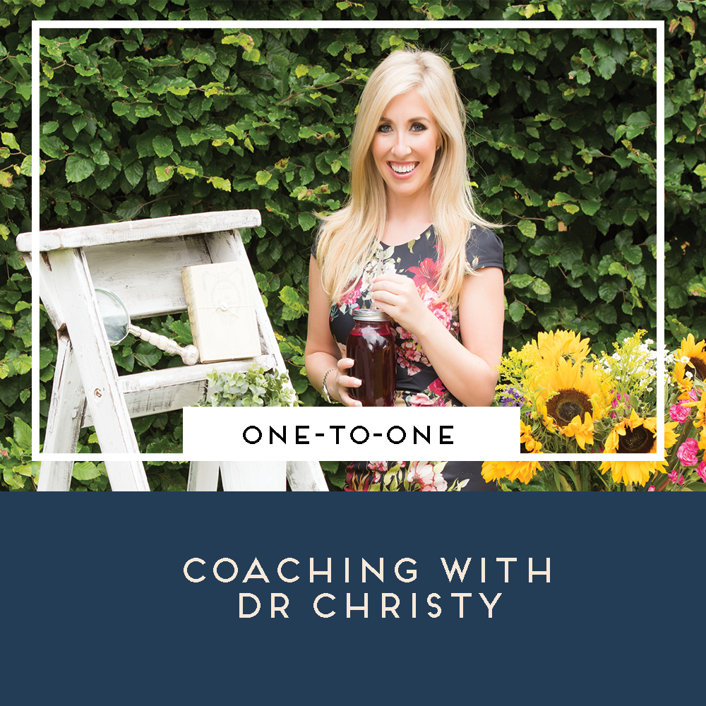 Coaching With Dr Christy Fergusson The Food Psychologist
