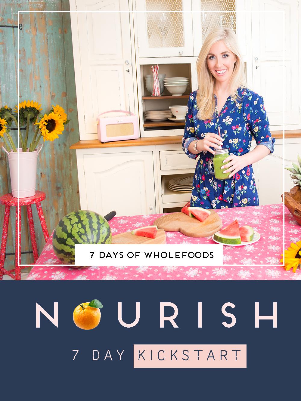 7-Day Nourish Kickstart