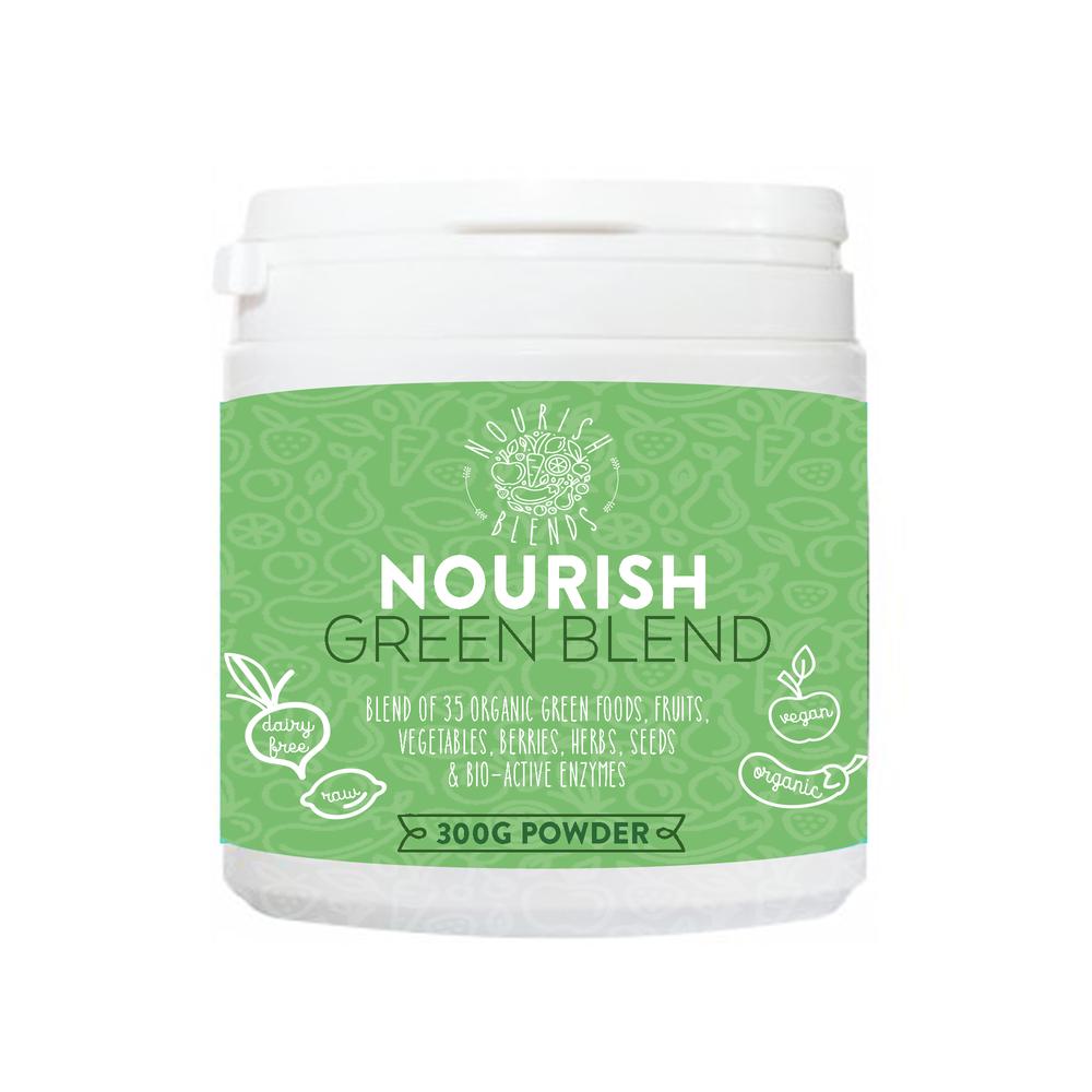 Nourish Green Blend (300g)