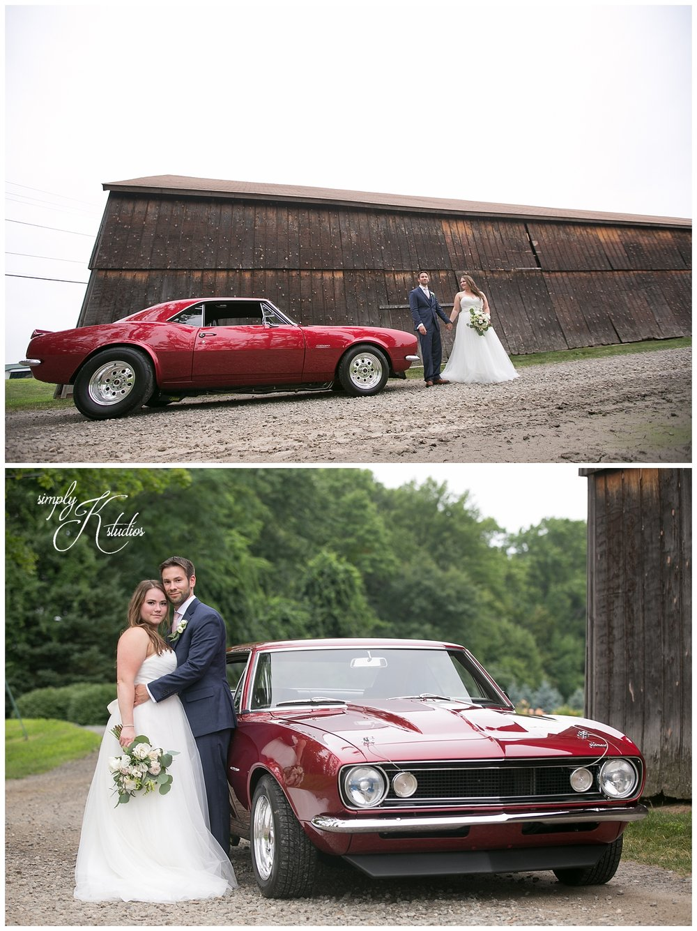 Vintage Camaro at a Wedding.jpg