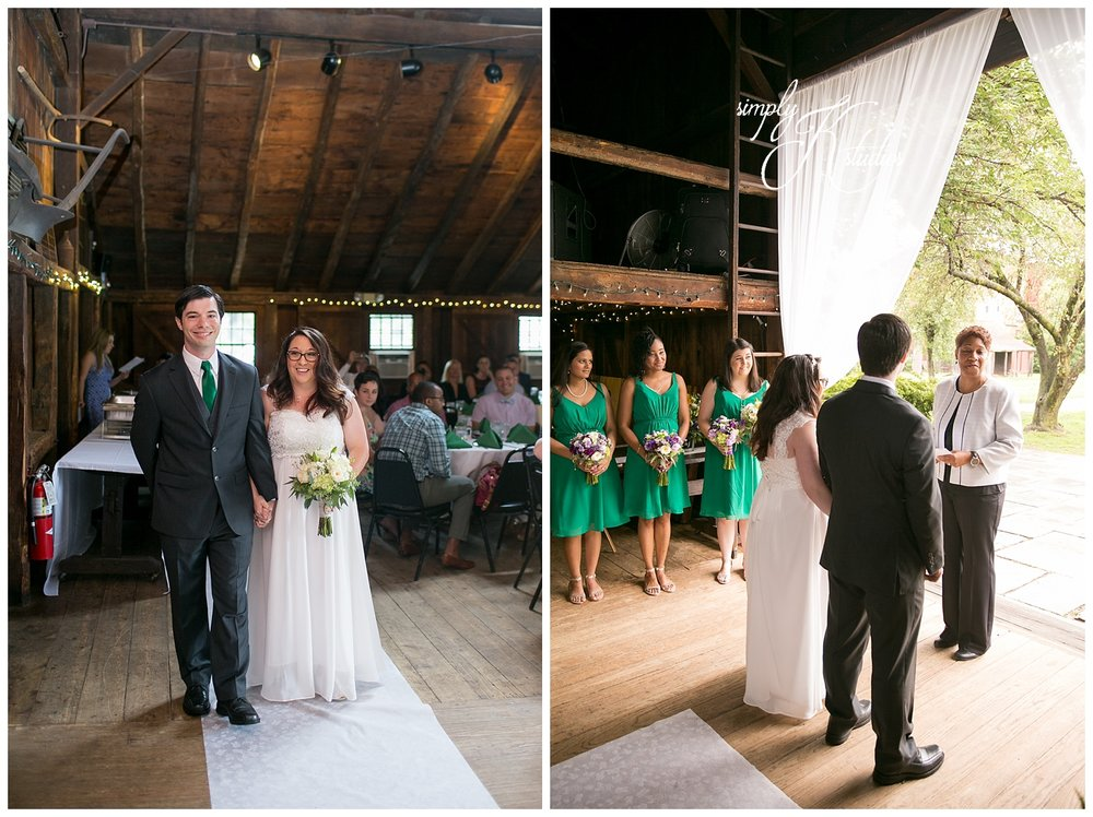 Wedding Ceremony at Webb Barn.jpg