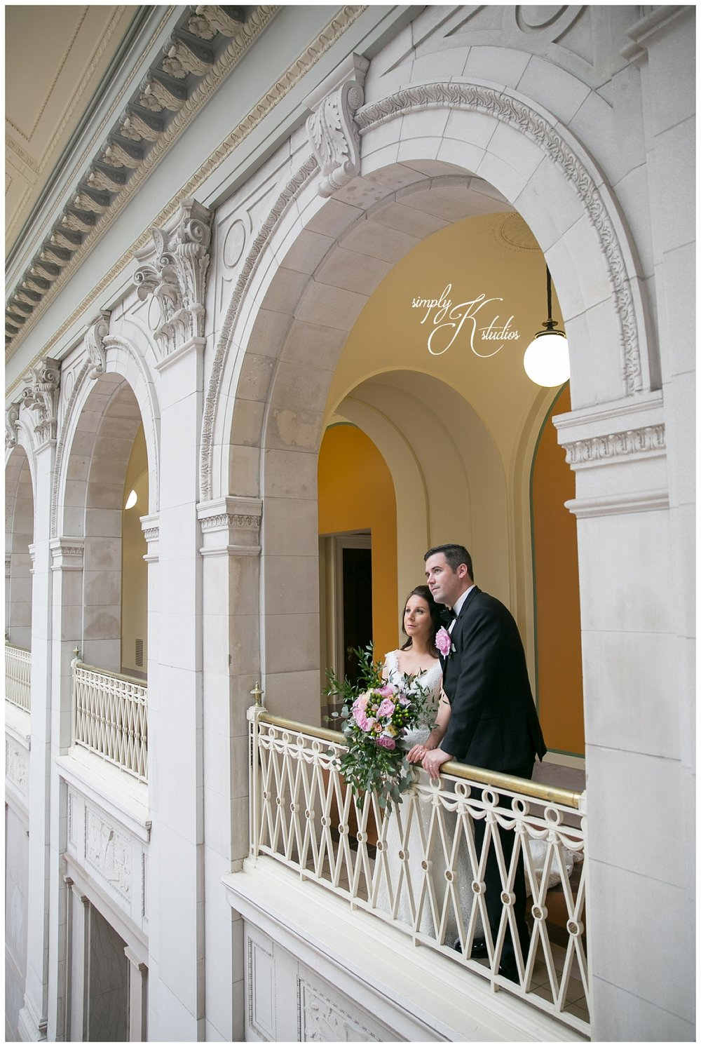 Wedding Photos at City Hall in Hartford CT.jpg