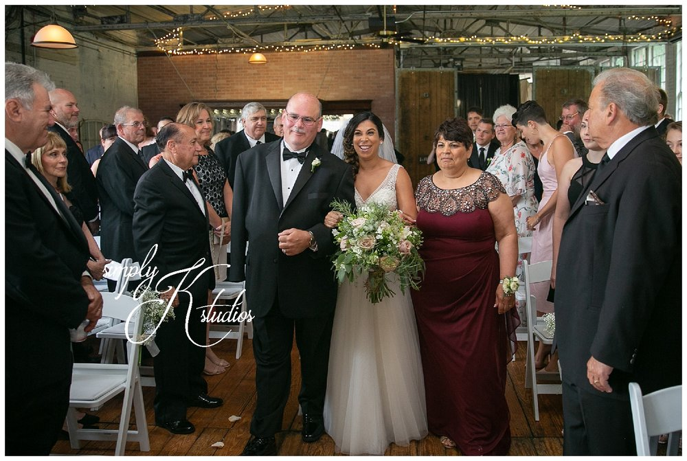Wedding Ceremony at The Lace Factory.jpg