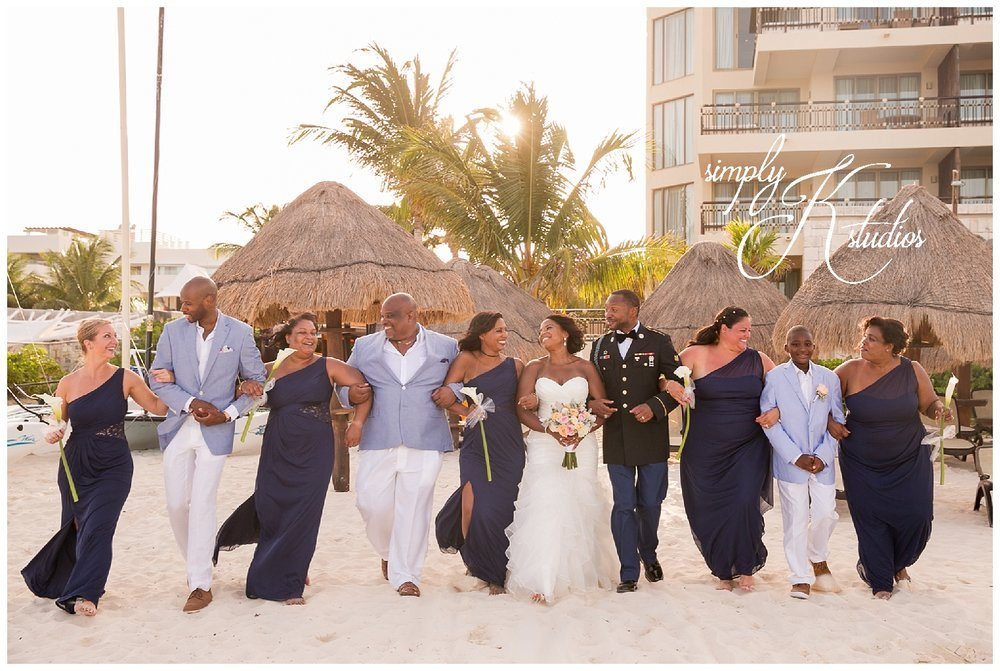 Wedding Party at Dreams Riviera Cancun.jpg