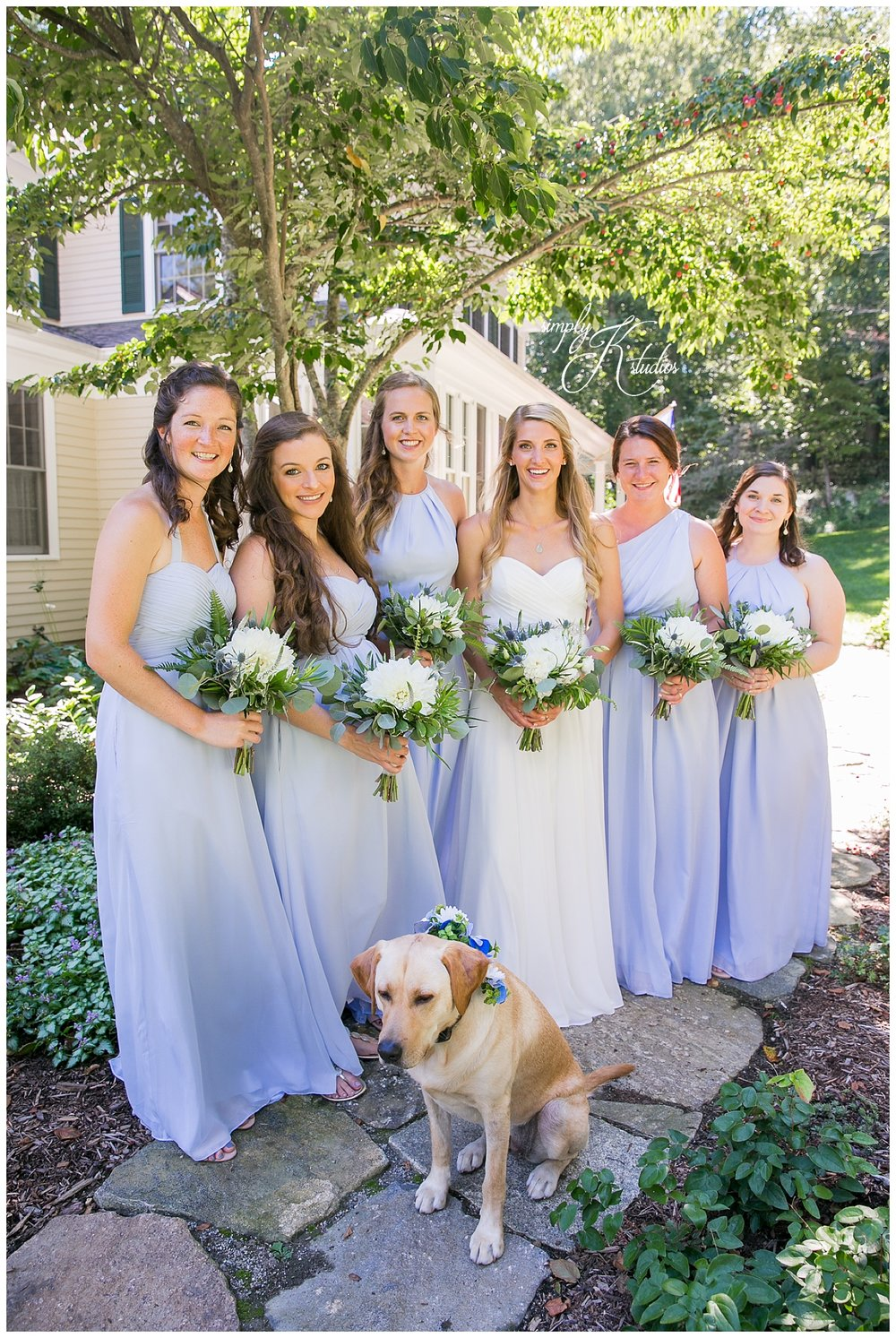 Bridesmaids wearing periwinkle.jpg