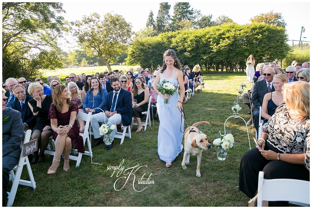 Dog as a flower girl.jpg