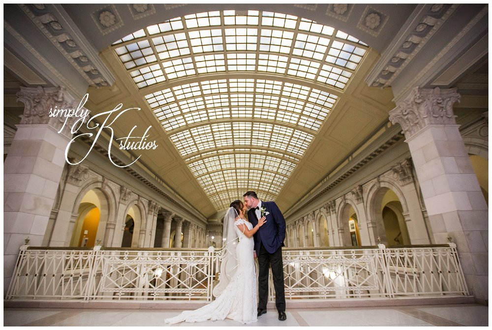 55 Wedding Photos at City Hall in Hartford CT.jpg