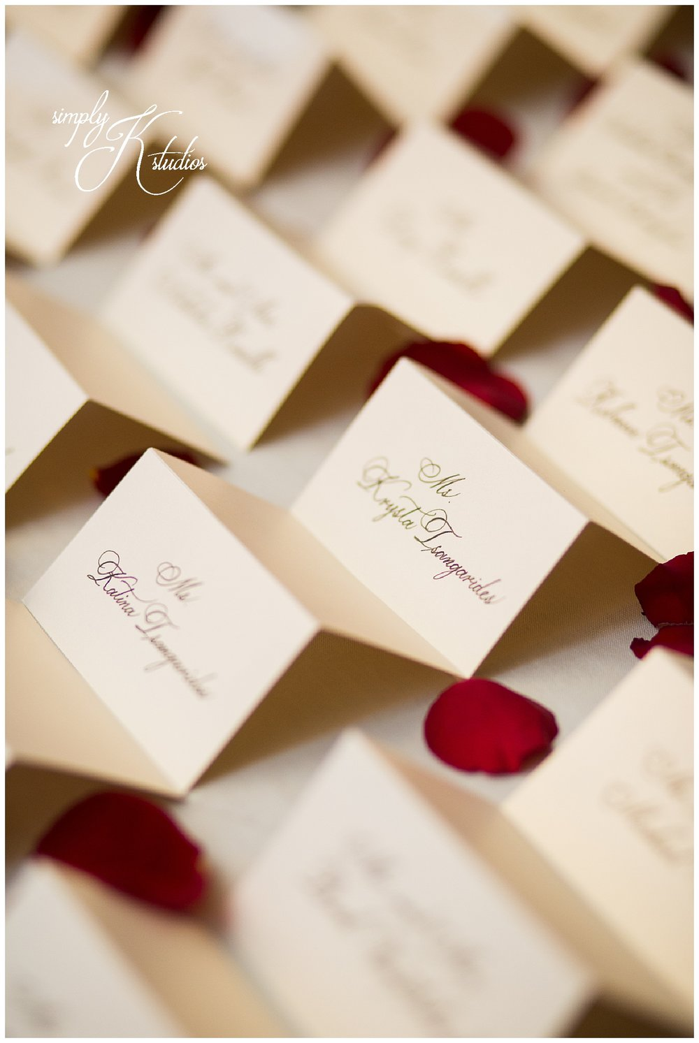 74 Elegant Escort Cards at a Wedding.jpg