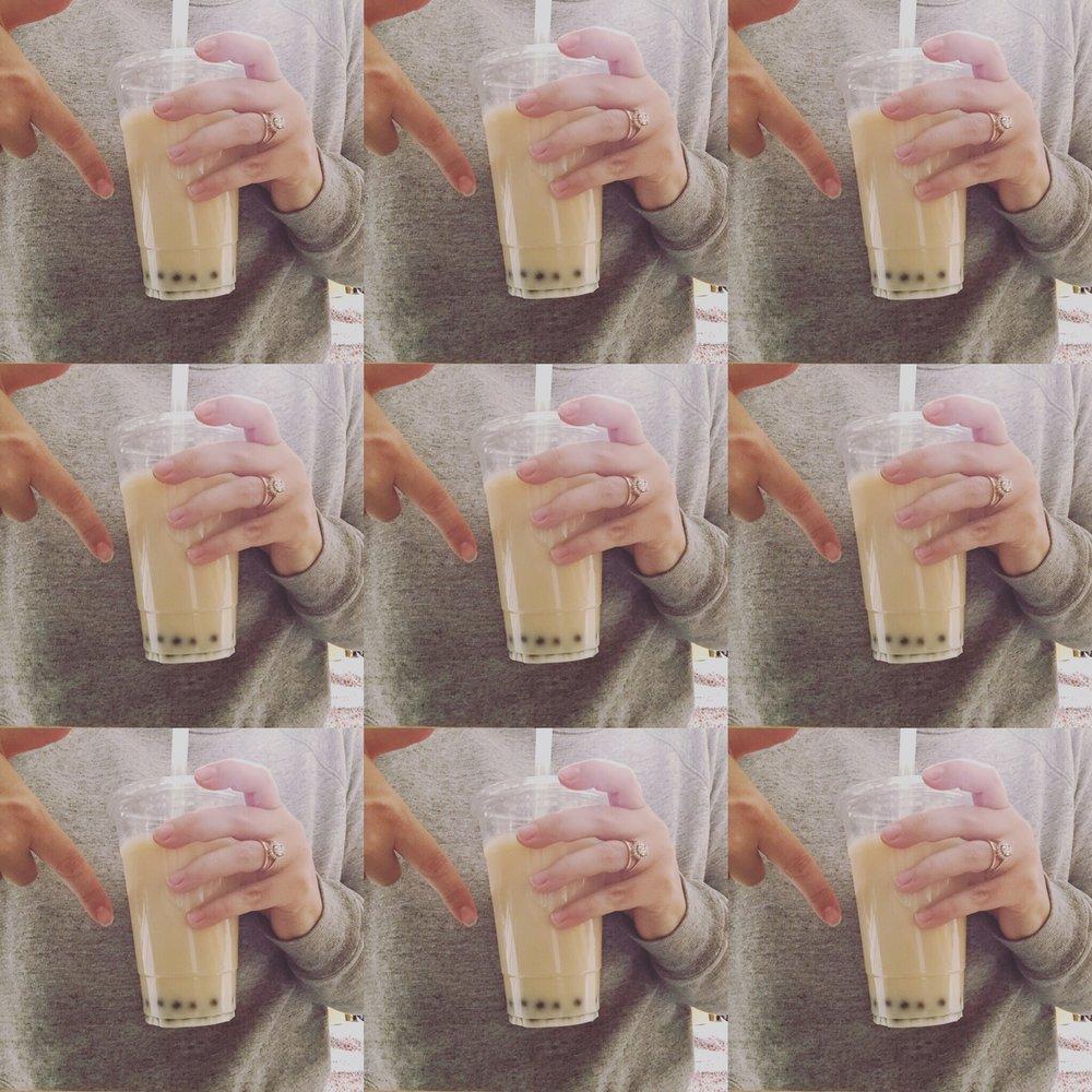 Housemade Bubble Tea