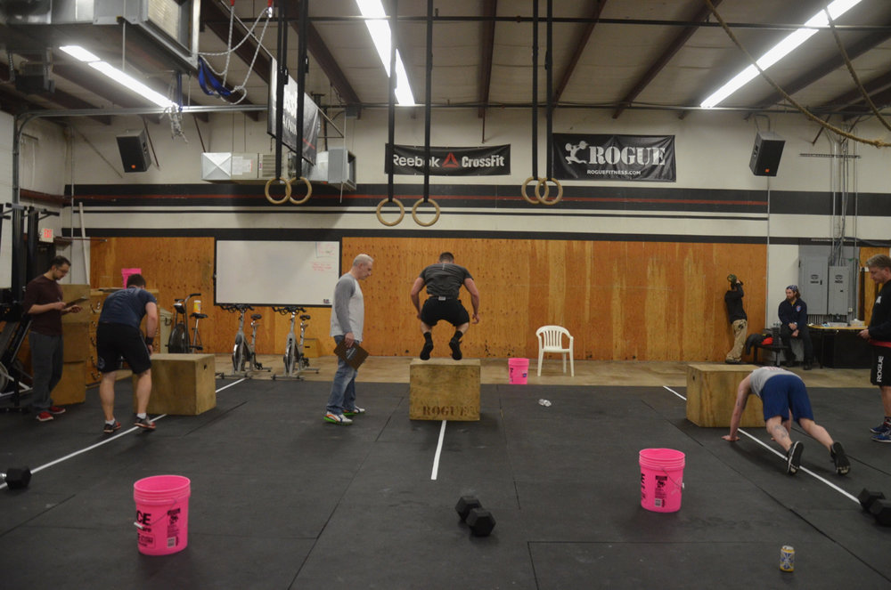 Kevan, Justin, and Liam taking on 17.1 Thursday night after the announcement