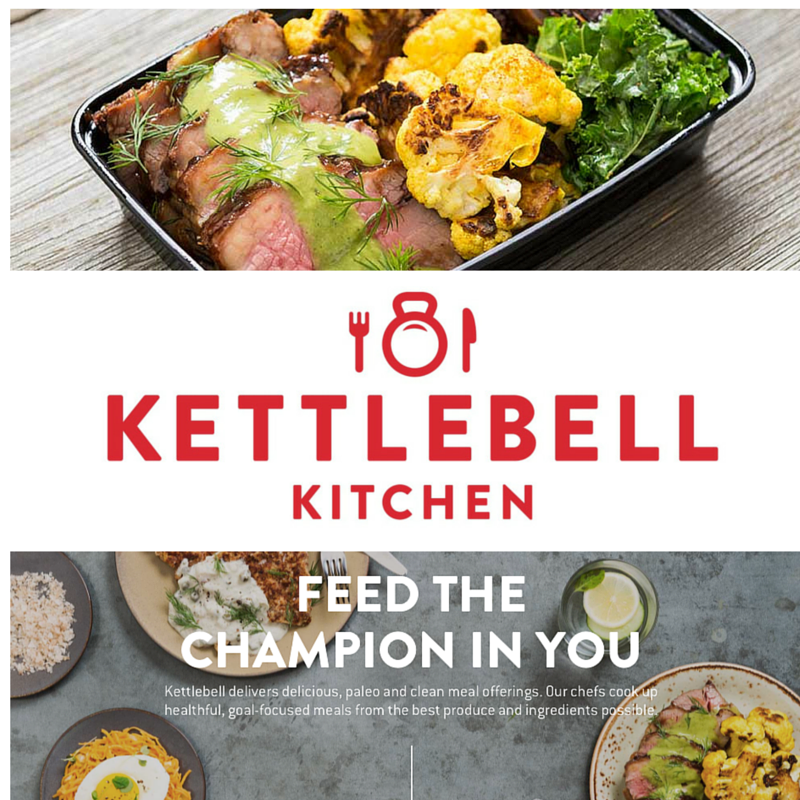 Kettlbell Kitchen