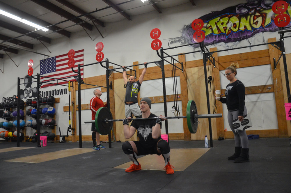 Scott and Shady during 18.5