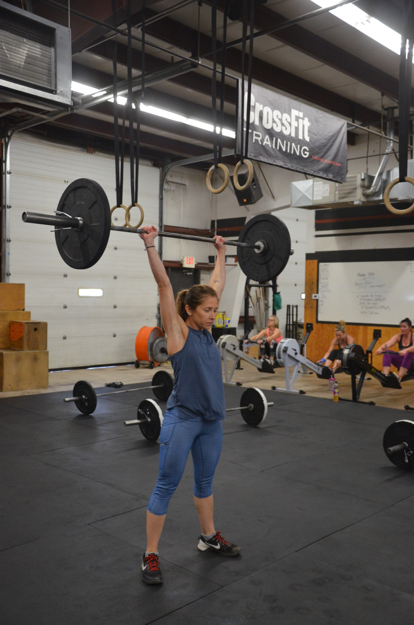 Sophia showing a great lockout on her thrusters!