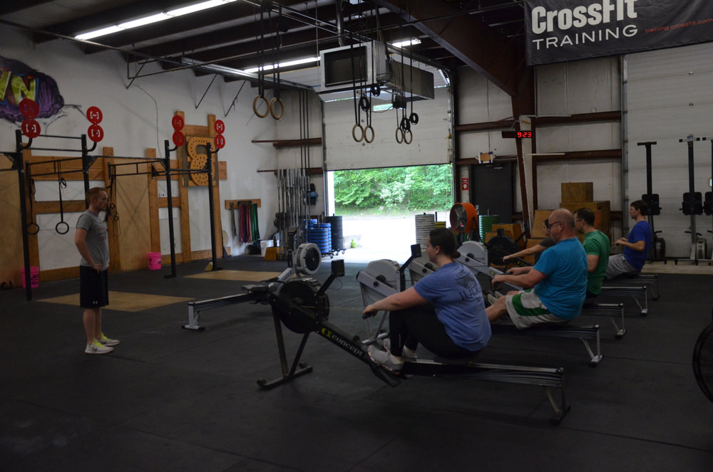 The Sunday skill session for Rowing. Thank you Chris for your knowledge and expertise.