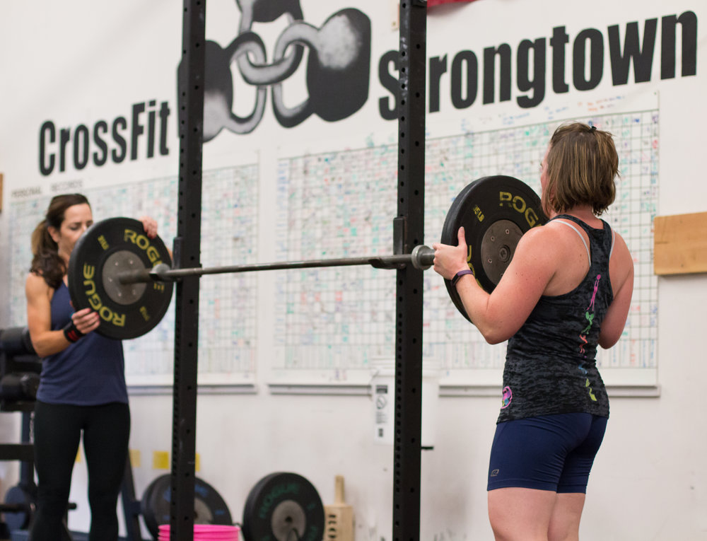 Strong Body, Strong Mind, Strong Community   CrossFit Strongtown    Get Started / Drop In   Blog & Workouts