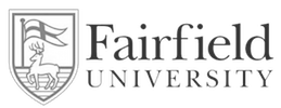 Fairfield University Logo BW.png