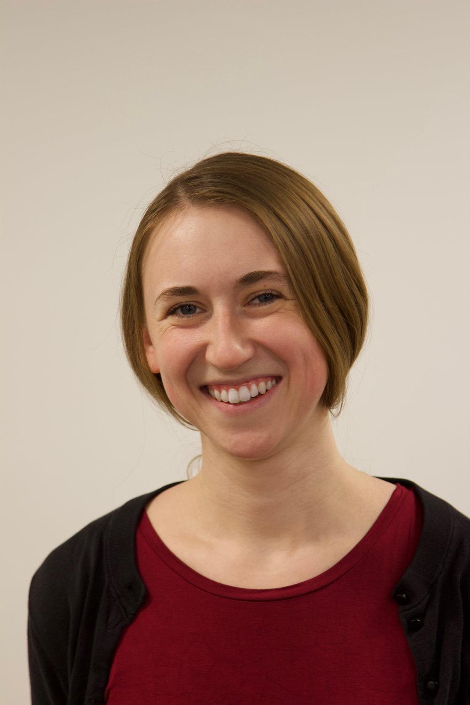 Eliza LaJoie - Mentorships Lead