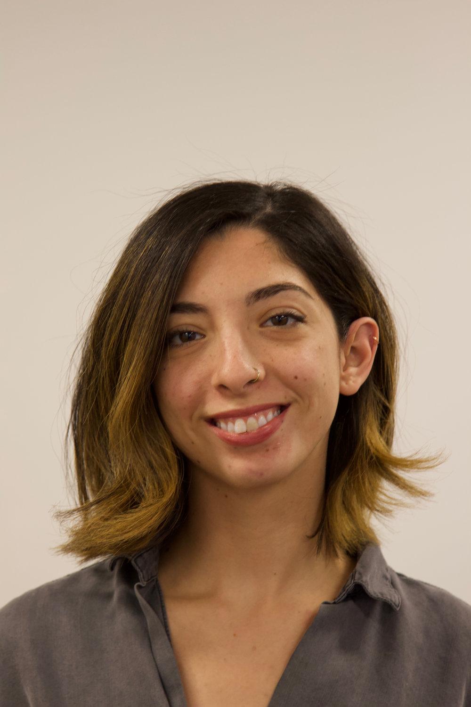 Gaby Yeshua - Mentorships Lead