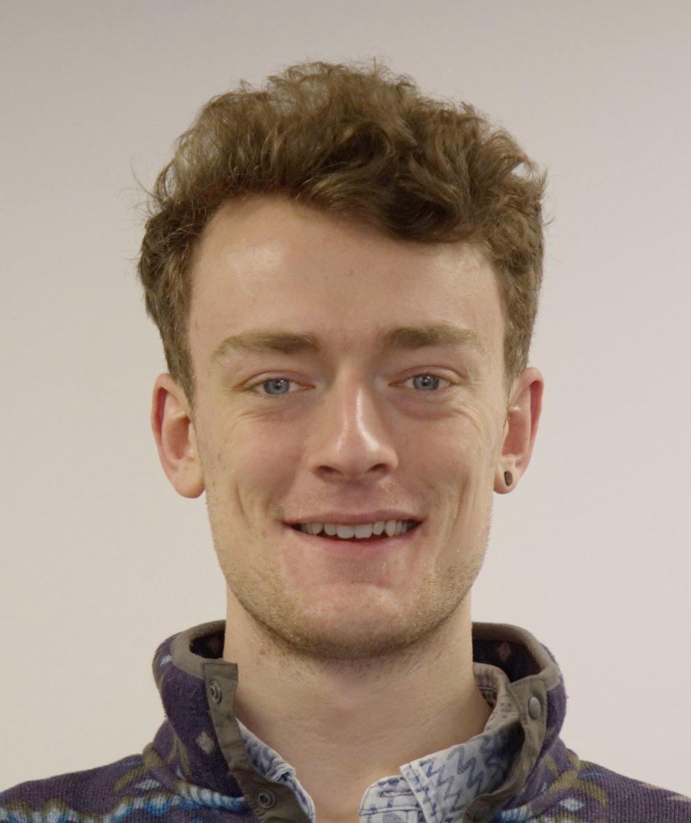 Caleb Rakestraw-Morn - Partner Success Associate