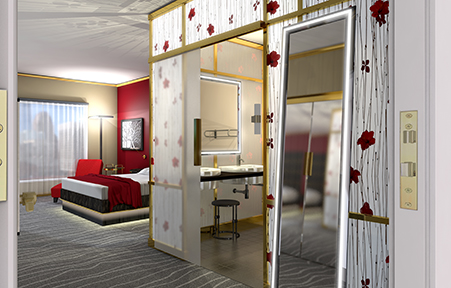 Click to view hospitality gallery
