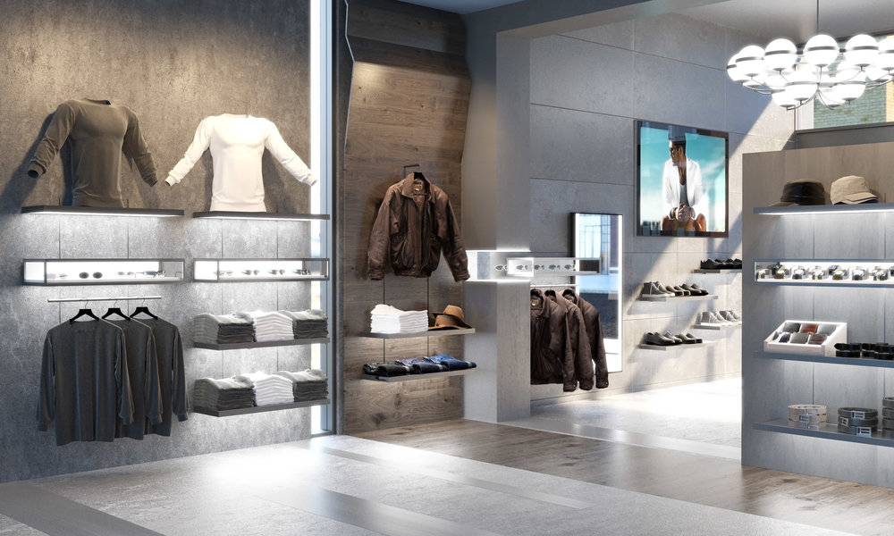 Flexis  ™      ™ DisplayMaker Wall Merchandising System