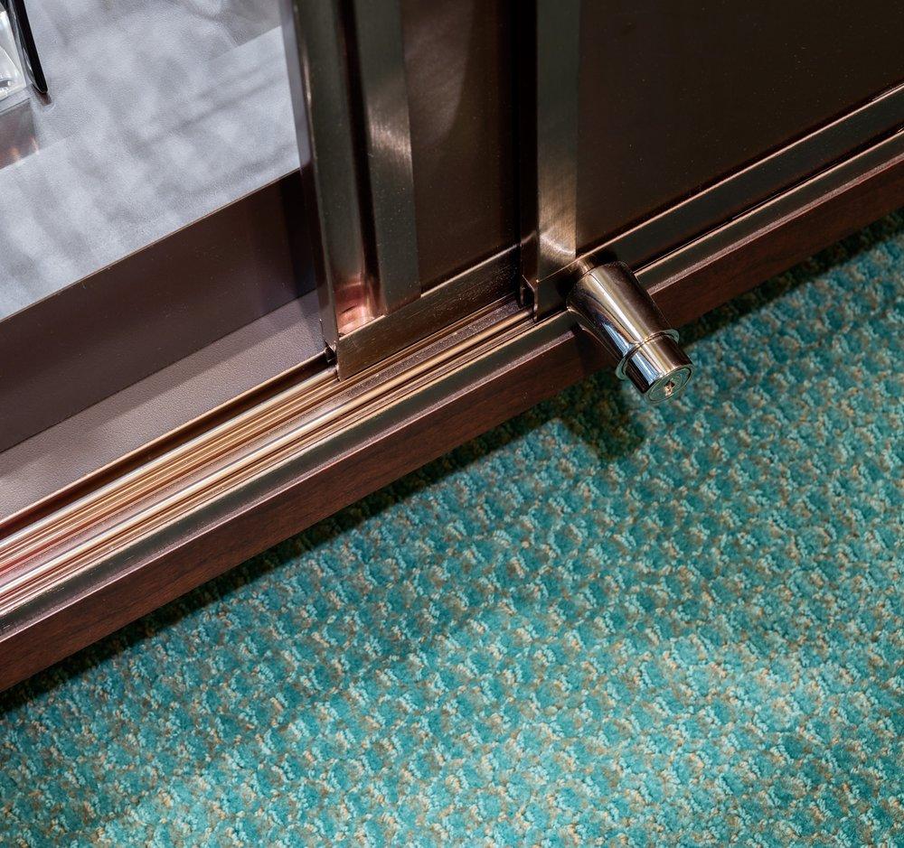 Anodized Aluminum Rolling Doors