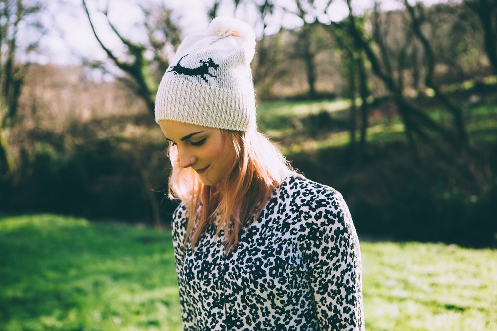 334ef24bb6e Limited edition winter hats — Black Cow