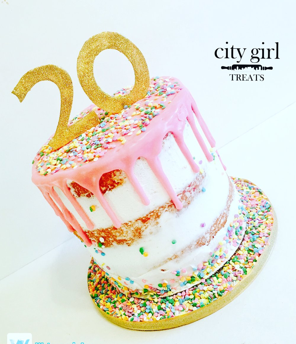 Designer Cakes Nashville TN Based Bakery, City Girl Treats