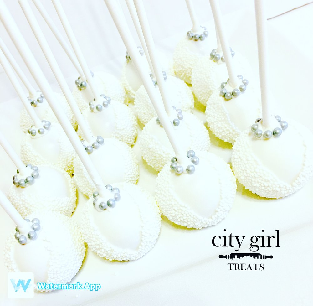 Designer Cakes Nashville TN Based Bakery, City Girl Treats Nashville Cakepops Wedding Cakepops