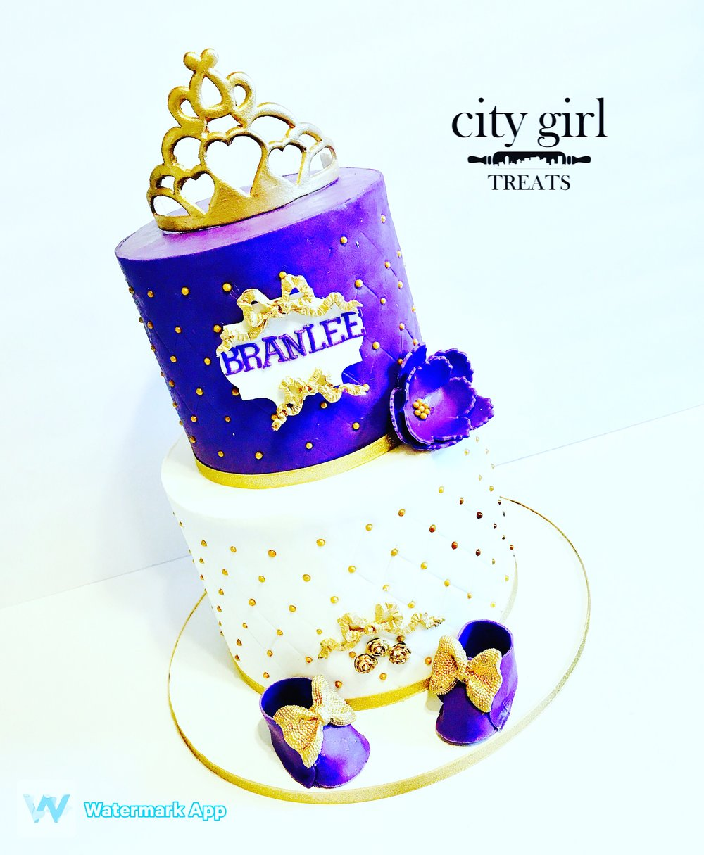 Designer Cakes Nashville TN Based Bakery, City Girl Treats Nashville Baby Shower Cakes