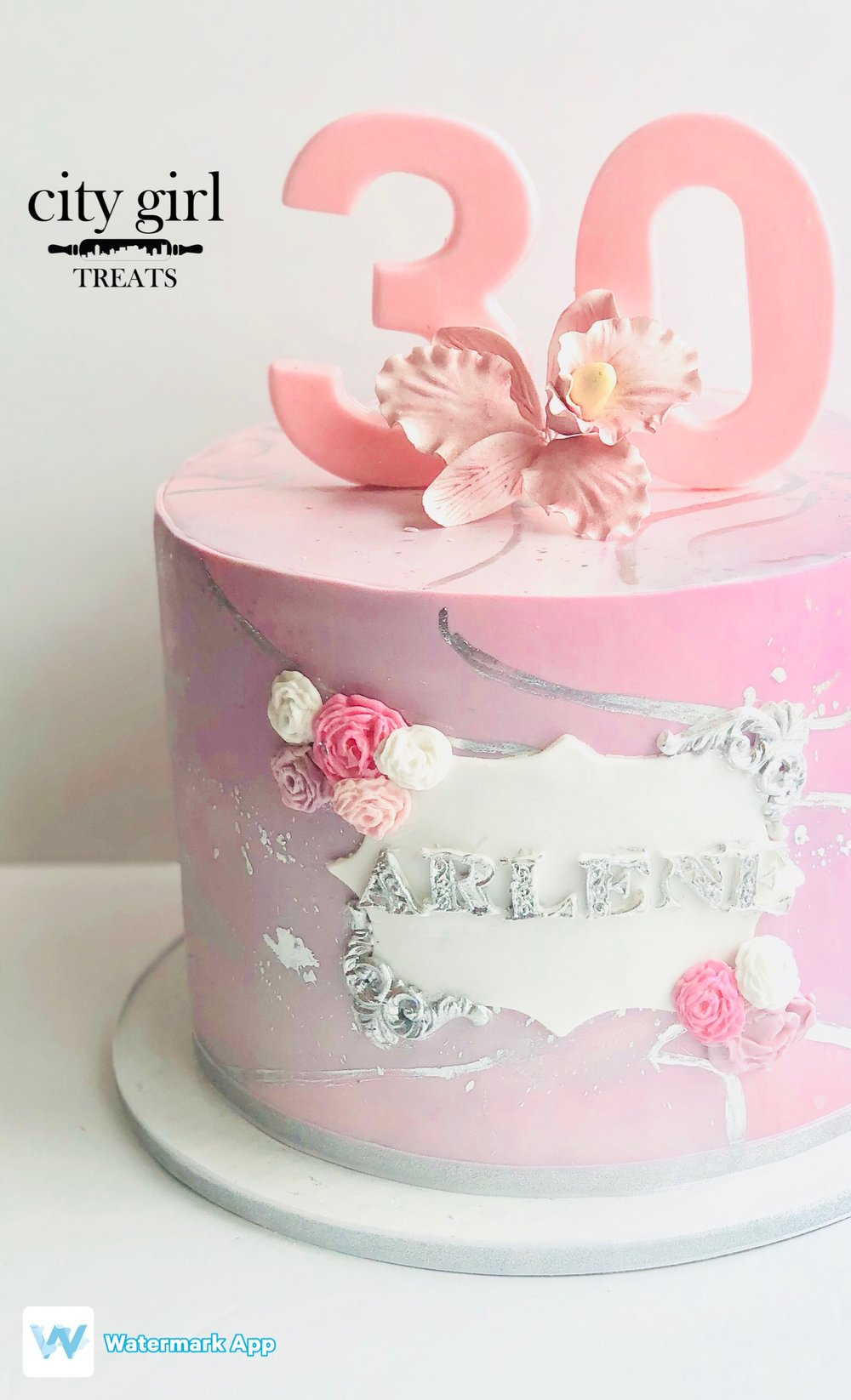 Designer Cakes Nashville TN Based Bakery City Girl Treats