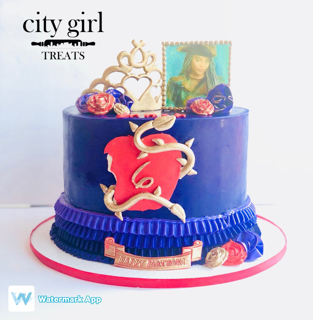 Designer Cakes Nashville TN Based Bakery City Girl Treats Childrens Party